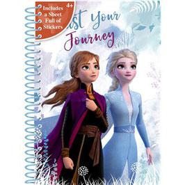 Frozen 2 Notizbuch