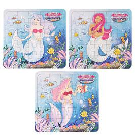 Meerjungfrauen Puzzle