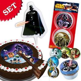 Tortendekoset Star Wars