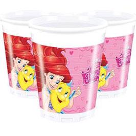 Disney-Prinzessin Plastikbecher