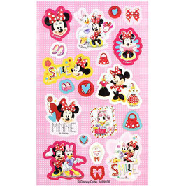 Minnie Maus Sticker (2)