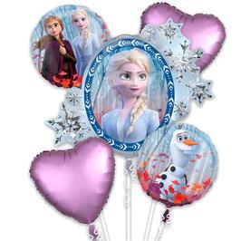 Frozen 2 Folienballon Bouquet