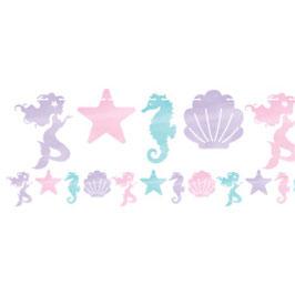Meerjungfrauen Girlande