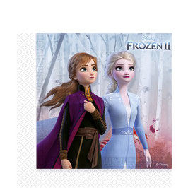 Frozen 2 Servietten
