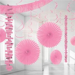New Pink Deko-Set