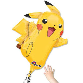 Folienballon Pikachu