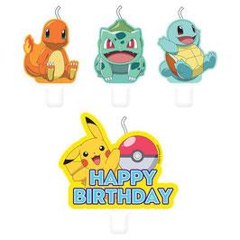 Pokémon Kerzenset