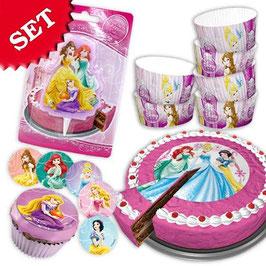 Disney-Prinzessin Tortendekoset