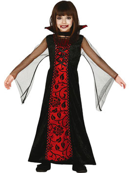 Vampir-Mädchen Kostüm