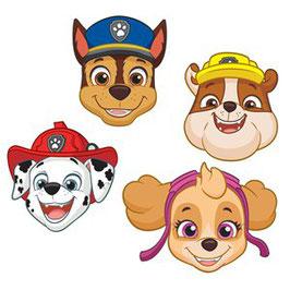 Paw Patrol Masken