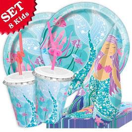 Meerjungfrauen Basicset, 48-teilig
