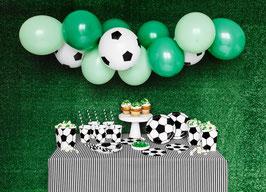 Party Dekorations-Set Fussball