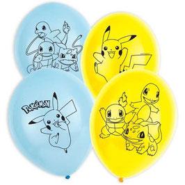 Pokémon Ballons
