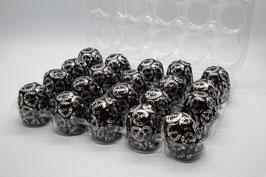 200 Minis gemischt, helle und dunkle Schokolade