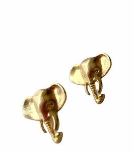 Pendientes Elefantitu | golden