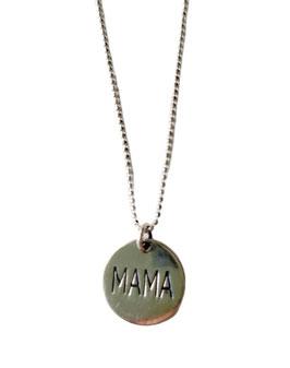 Collar MAMÁ | plata