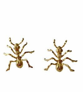 Pendientes Hormiga | golden