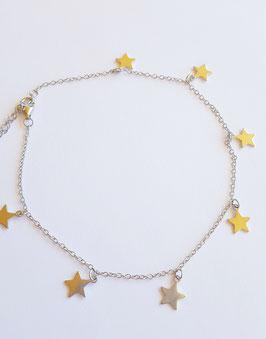 Pulsera tobillera STARS