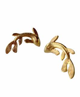 Pendientes Peces | golden