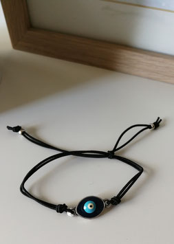 Pulsera evil eye NAVY