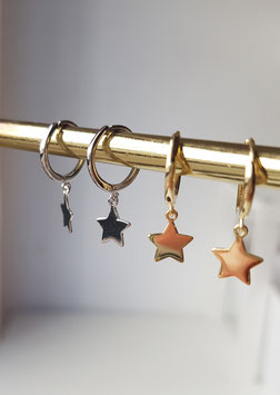 Pendientes AROS STAR