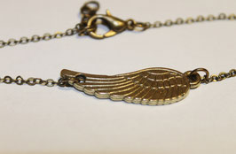 Pulsera 'volare' (alita & cadena)