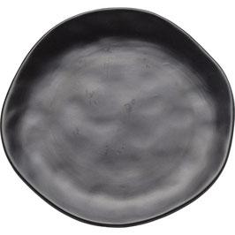 Teller schwarz