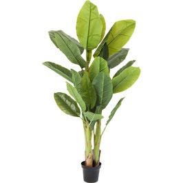 Kunstpflanze Bananenbaum