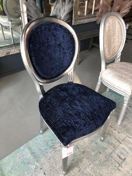 Stuhl Royalblau