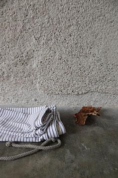 GERIPPTE LEGGINGS | MOCHA STRIPES
