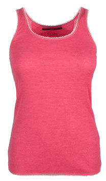 Tank Top mit Spitze Ecowool