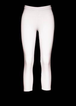 3/4 Leggings weiß