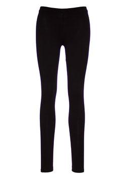 Legging lang schwarz