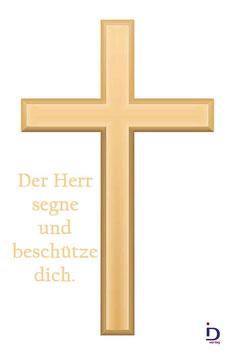 Mini-Goodie: Kreuz