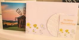 Blumengruß - Windmühle