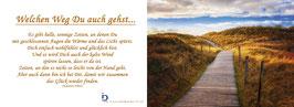 Pfarrkarte - Weg