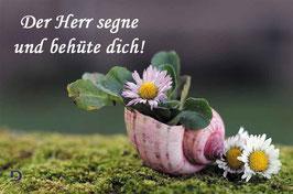 Mini-Goodie : Der Herr segne und behüte dich!