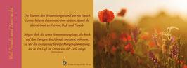 Pfarrkarte - Blumenwiese