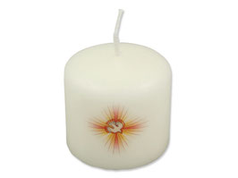 Kerze Heiliger Geist