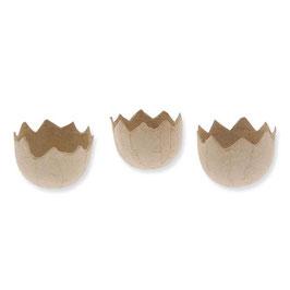 Pappmaché - Eierhalter