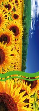 Buchzeichen - Sonnenblume