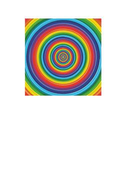 Urkunde Regenbogenkreis