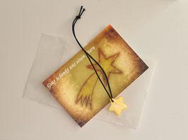 Geschenktütchen Perlmutt-Stern