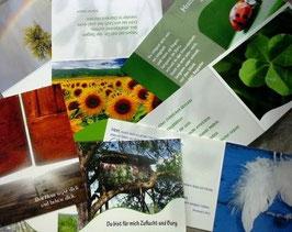 Kennenlern-Set Grußkarten