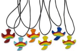 Anhänger Regenbogen-Taizee