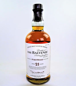 The Balvenie 21 Years Single Malt Scotch Whisky
