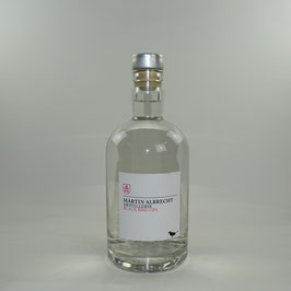 Martin Albrecht Black Bird Gin