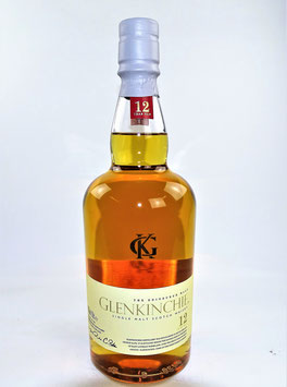 Glenkinchie 12 Years Single Malt Scotch Whisky