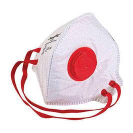 Masque respiratoire à valve FFP3 NR
