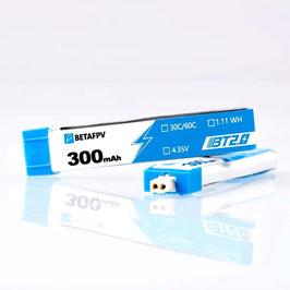 HV 300MAH 1S 30C MIT BT2.0